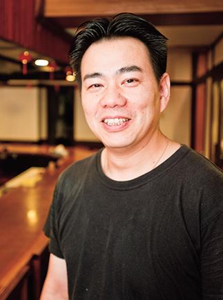 中国料理上海店主